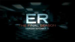 "ER – ""Final Season"""