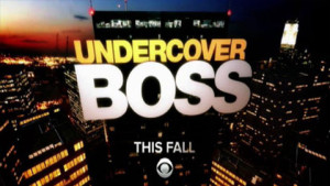 Undercover Boss – Superbowl Spot