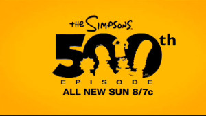 "The Simpsons – ""500th Episode"""