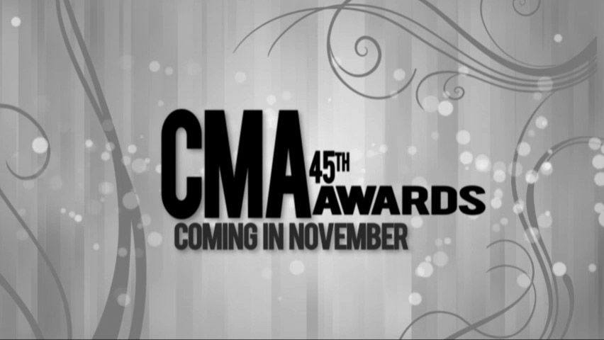 CMA - 45th Awards