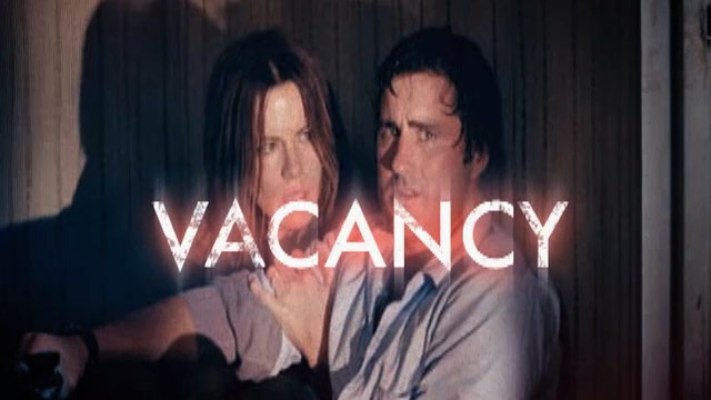 Vacancy - Trailer