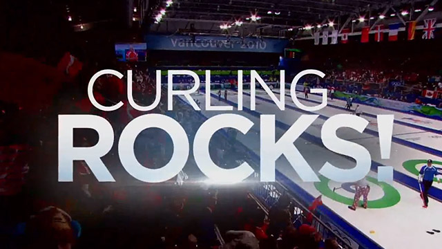 Sochi Olympic Games - Curling Rocks