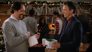 Amazon/Seth Meyers – Secret Santa