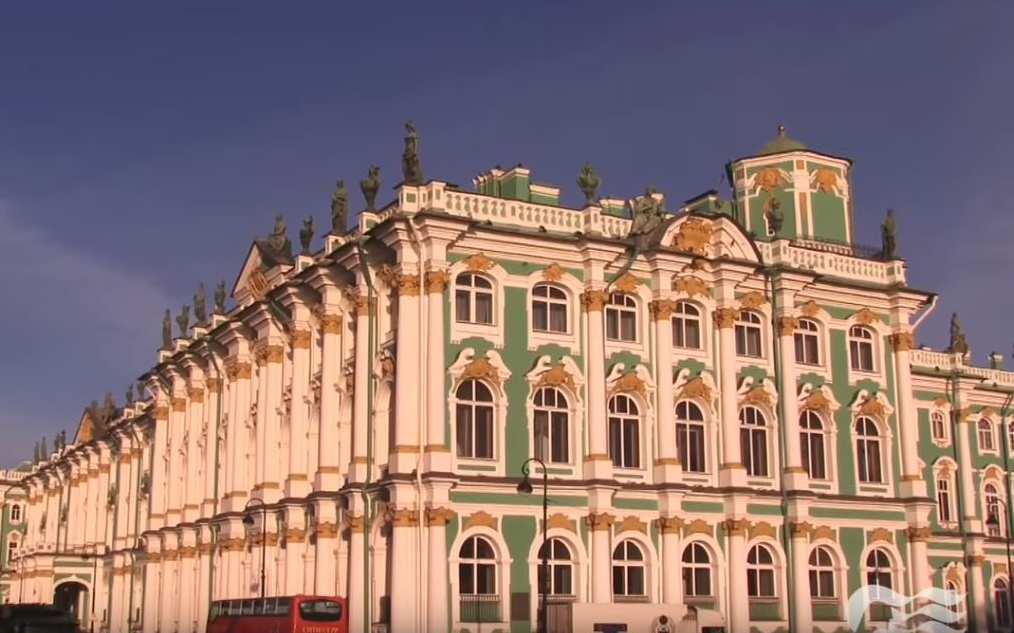 Princess Cruises Local Connections - St. Petersburg, Russia